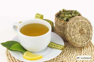 Диеты с зеленым чаем