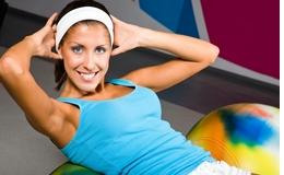 Упражнения помогут похудеть за неделю